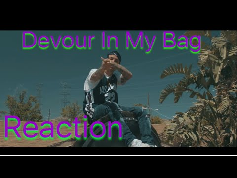 Devour - In My Bag [Offical Music Video] Reaction