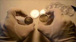 Обзор капсул для монет .