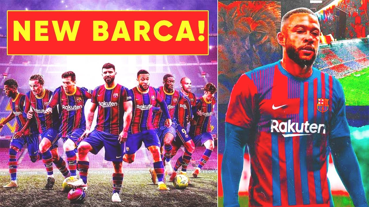 Download NEW BARCELONA WILL SHOCK THE FOOTBALL WORLD! This is how BARCA could line-up for 2021/22 season!