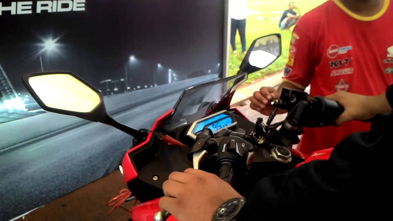 Top Speed All New CBR150R Tembus 152km/jam! By IndoRide