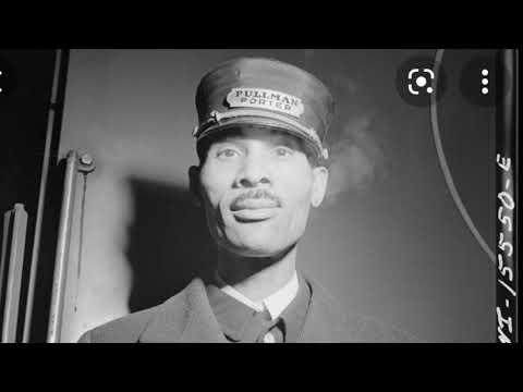 Black History Pullman Porters