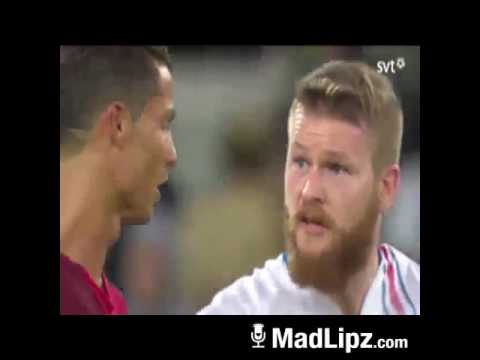 Ronaldo frisur wachsfigur