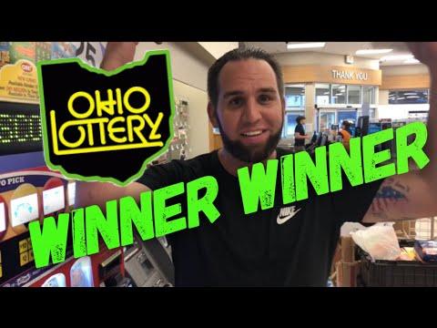 Winning On Ohio Lottery Scratch Off's