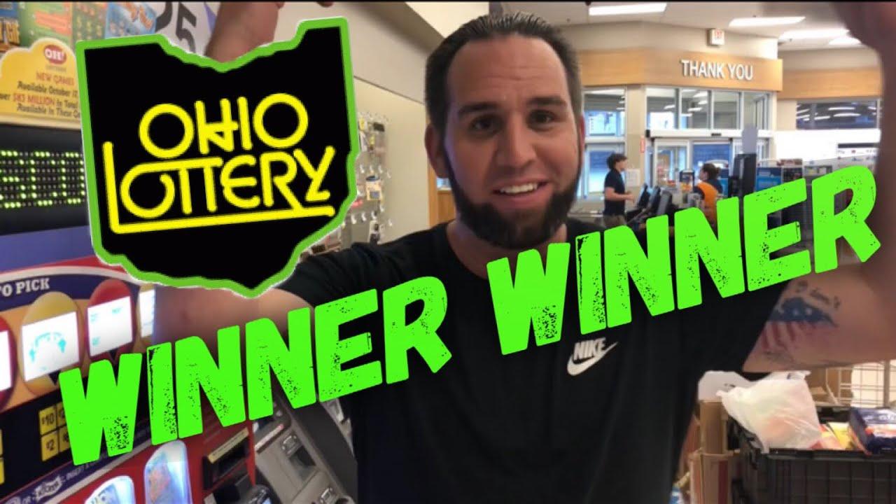 I'm winning on Ohio Lottery scratchoffs – Buy Lottery