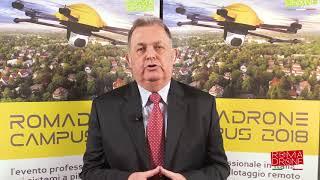 Intervista a Luciano Castro presidente di Roma Drone