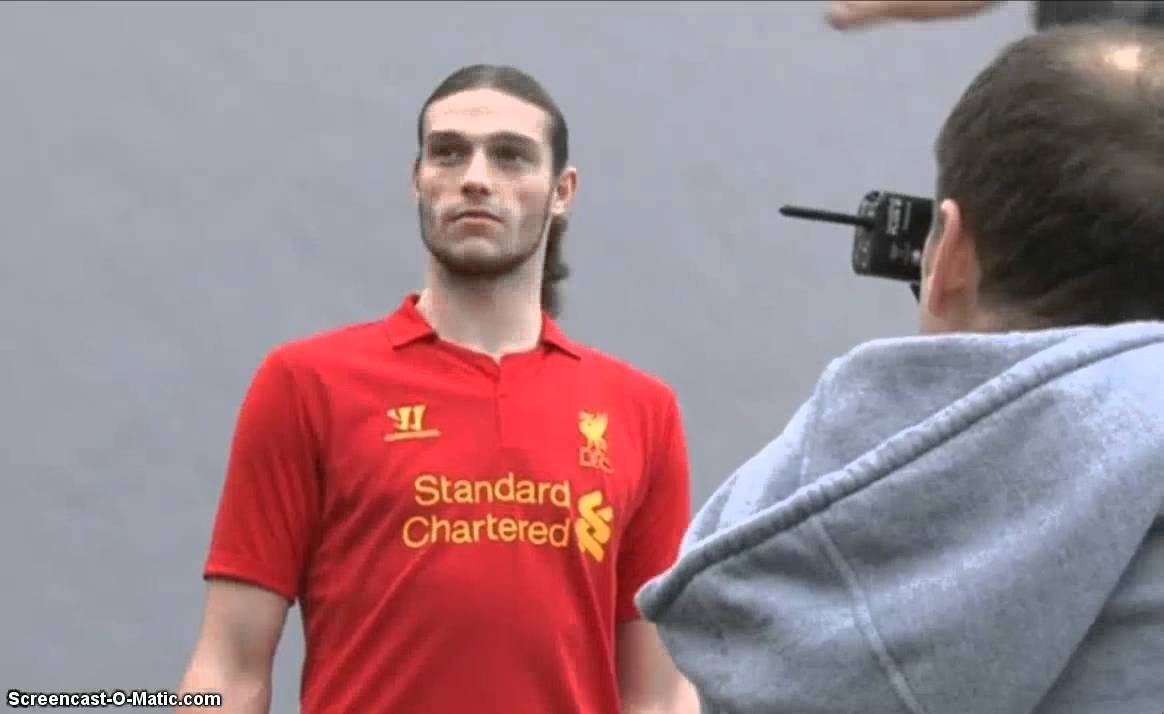 Liverpool FC unveil new home kit by Warrior Sports for 2012/13 ...