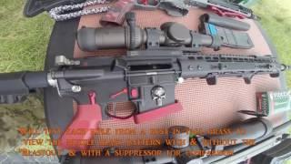AAC 51T Blast Shield - AR15 COM