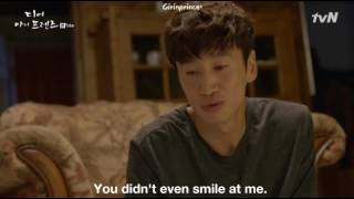 [ENG] DEAR MY FRIENDS Episode 14 - Lee Kwang Soo Cut Part 2