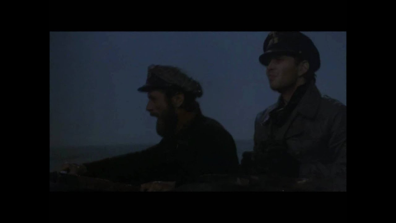 Das Boot Best Movie Scene Ever Youtube