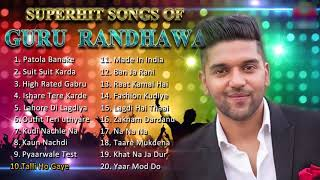 Guru Randhawa best songs - Best Of Guru Randhawa - Bollywood mp3 playlist - Hindi SONGS JukeBox 2019