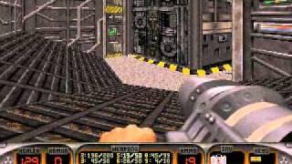 Duke Nukem 3D - E2M3: Warp Factor