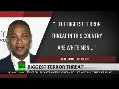 Does Don Lemon Want A 'White-Guy Ban'?