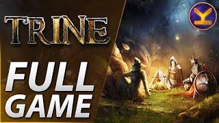 Trine - COMPLETE Walkthrough - Gameplay