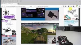 woJ  Emulator Premium and Direct Input controllers