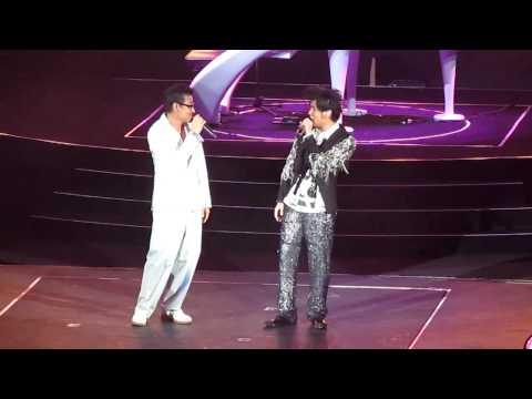 Jay Chou & Jacky Cheung - Hao Jiu Bu Jian 2 (The Era Concert)