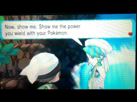 pokemon oras how to get to ever grande city