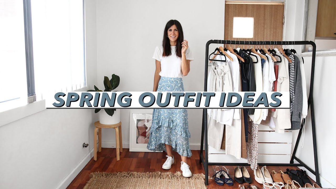 SPRING OUTFIT IDEAS | Mademoiselle 1