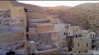Паломничество в Иерусалим в ноябре 2010. Часть 2(Паломничество в Иерусалим в ноябре 2010 г. Часть 2 Содержание: Лавра Саввы Освященного. Пустыня. Горы Моава...., 2010-12-24T06:55:12.000Z)