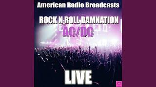 Rock N Roll Damnation (Live)