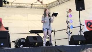 HOME ~ Spoken Word @ Village Green Festival