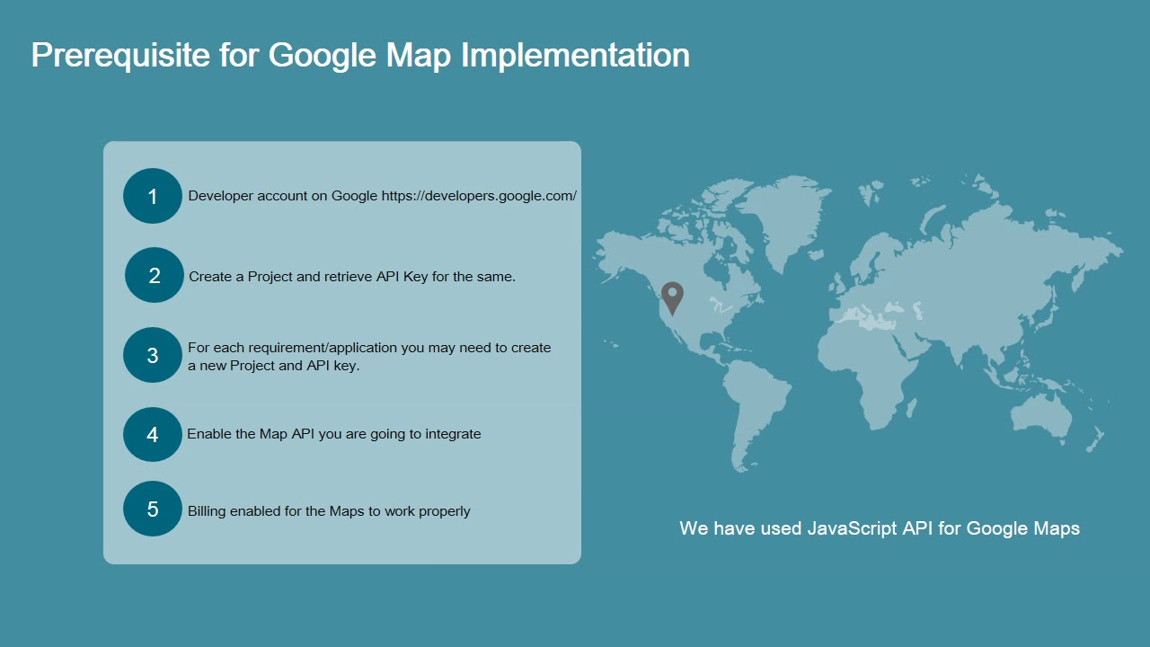 Google maps API' in Learning FileMaker | Scoop it