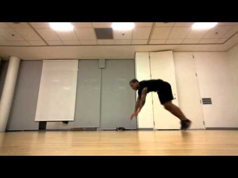 Backflip Burpees - Extreme Fitness