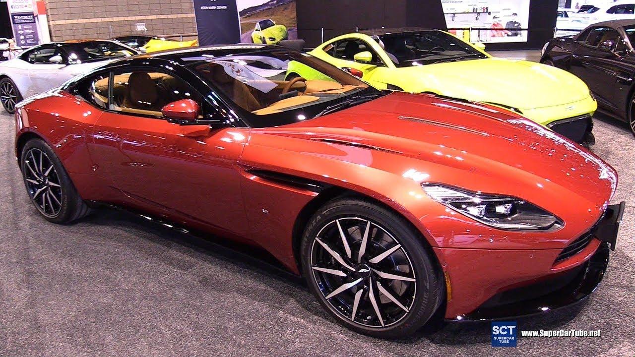 Aston Martin DB V Exterior Walkaround Chicago Auto - Aston martin chicago