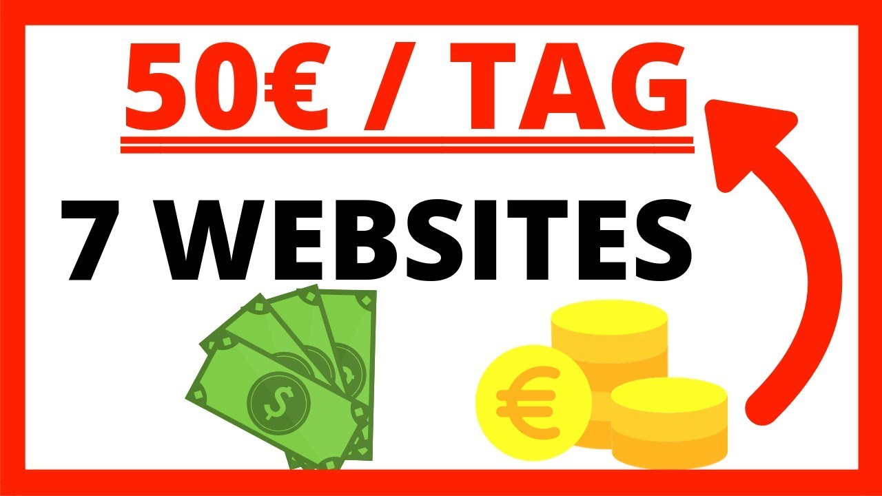 geld verdienen seriös online