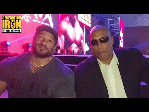 """Roelly Winklaar Interview: """"I Have To Come In Directly Good, Not After"""" For Olympia 2018"""