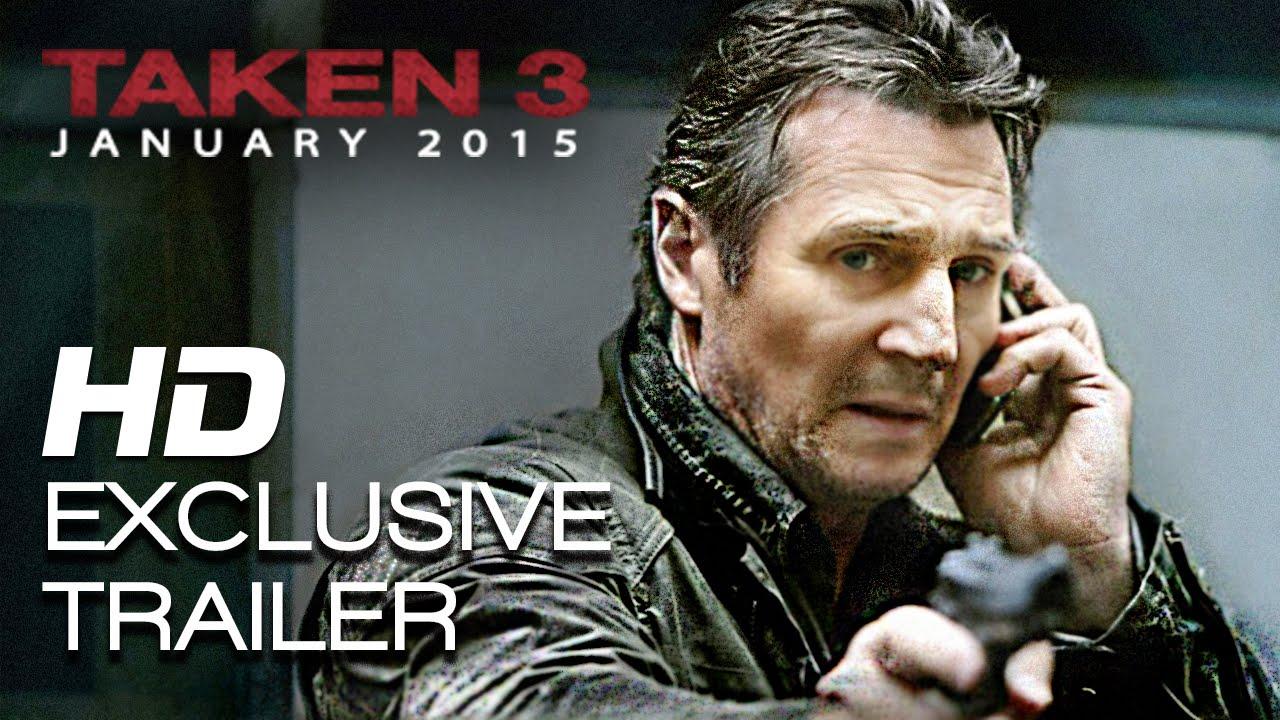 Taken 3 Official Trailer 1 Hd In Cinemas Now Youtube