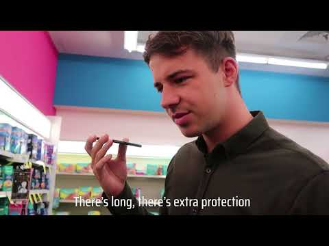 SENDING A BOY TO BUY PADS AND TAMPONS! | Queen V