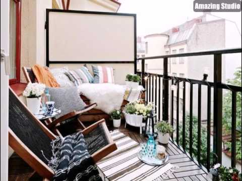 sch ne balkonm bel balkon balkon gestalten balkon ideen gem tlicher balkon youtube. Black Bedroom Furniture Sets. Home Design Ideas