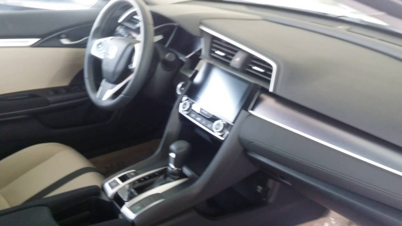 Honda Civic 2017 Hatchback Usa Full Interior