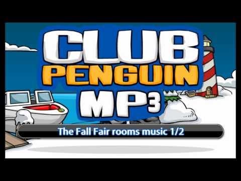 Club Penguin MP3 Fall Fair rooms music 1/2