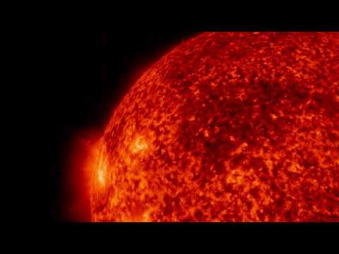 Watch beautiful bursts of plasma shoot from the sun in new NASA video