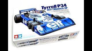 Tamiya Tyrrell P34 - Update 2