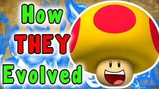 Super Mario - Evolution Of The MEGA MUSHROOM Power Up (2002 - 2019)