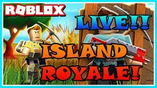 🔥PLAYING WITH VIEWERS!🔥MOUSE - KEYBOARD CAM!🔥🌴Island Royale🌴 Roblox🔥