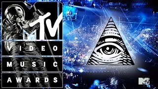 MTV Illuminati VMAs 2016 EXPOSED!!!