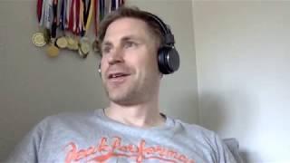 Kiekkomies Kimmo Koskenkorva kannustaa välittämiseen