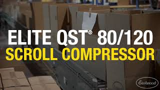 Just How Quiet Is It? ELITE QST™ 80/120 SCROLL AIR COMPRESSOR: Quiet. Powerful. Affordable!