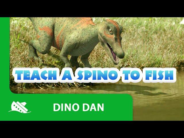 Dino Dan: Treks Adventures: Teach a Spino To Fish - Episode Promo