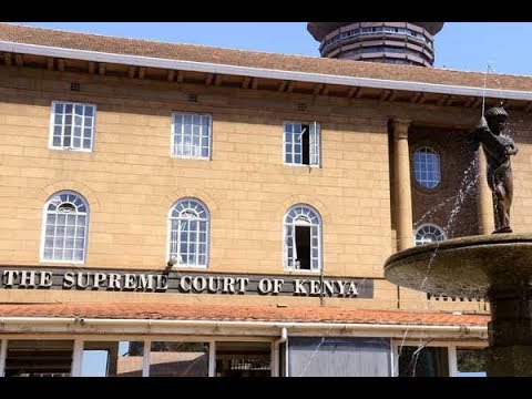 Supreme Court warns against directing judges on presidential petition