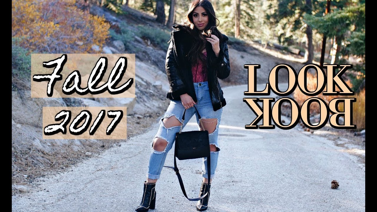 FALL LOOKBOOK 2017: MY FALL STYLE & TRENDS 1