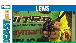 Lew's Tournament Pro LFS Casting Reel - Tackle Warehouse