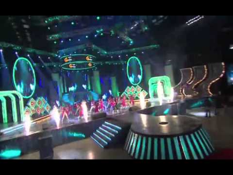 Aditi Singh Sharma LIVE Performance At STAR GIMA Awards 2014