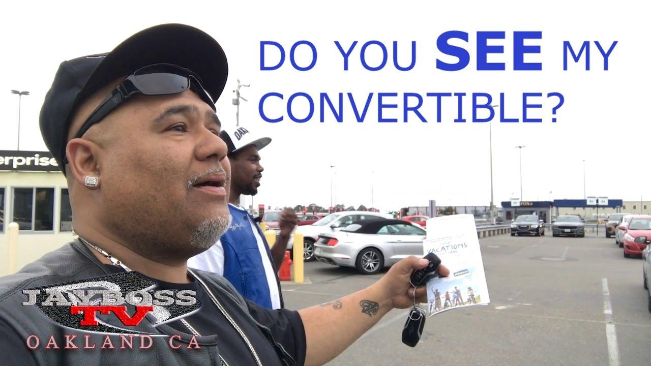 Oakland Car Rental: RUFF RYDERS OAKLAND CAR RENTAL NIGHTMARE. LOL