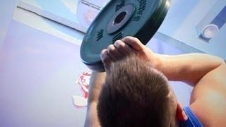 Советы тренера: качаем мышцы шеи, видео(НАШЕ УТРО Тренер подскажет как правильно качать мышцы шеи., 2013-05-31T20:13:24.000Z)