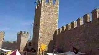 Medieval week in Montblanc (Catalan Countries)