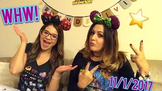 WHW! Halloween Finale, Christmas at Disneyland, Mickey's Birthday celebration & more!